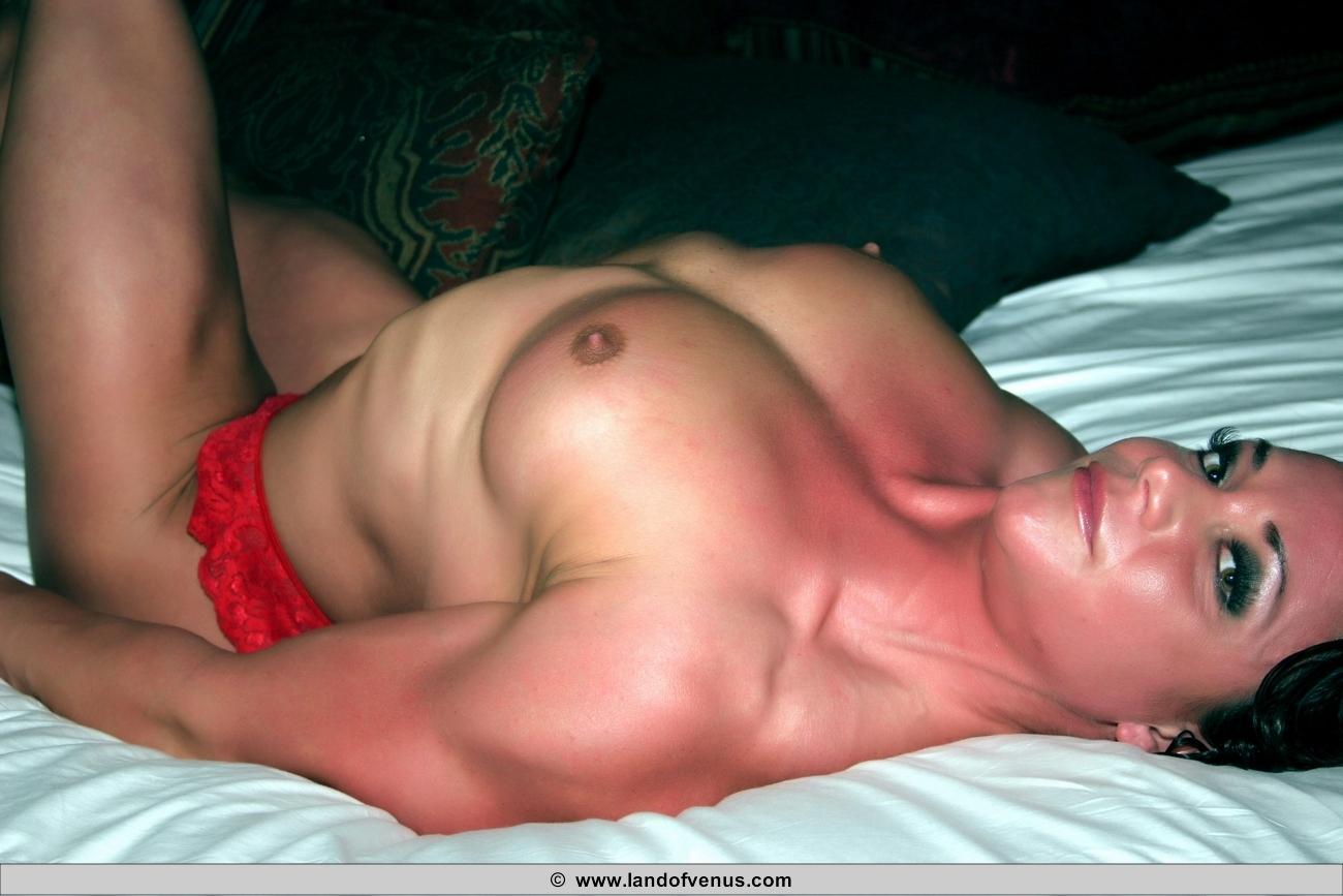 Grateful Female bodybuilder sarah dunlap nude share